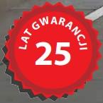 ALCA 25 lat gwarancji